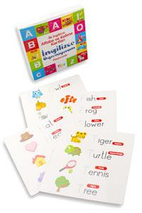 0-3 Yaş Bebek Zeka ve Eğitici Kartlar Seti 4 Adet - Tiny Kids - Thumbnail