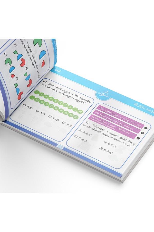 1. Sınıf Bilsem Tablet Modunda - Çocuk Gezegeni Yayınları