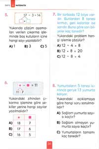 1. Sınıf Eğitim Seti - 11 Kitap - Thumbnail