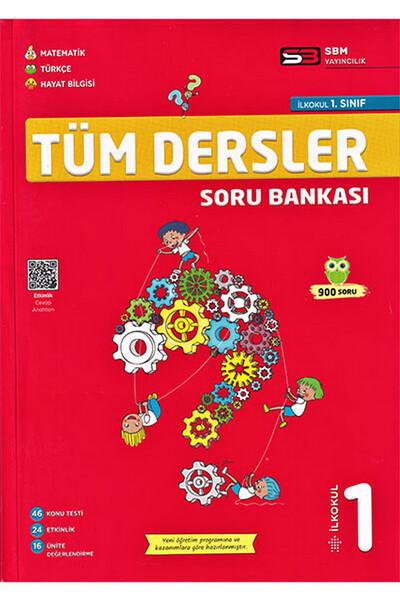 1. Sınıf Tüm Dersler Soru Bankası - Sbm Yayıncılık