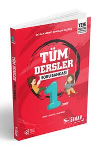 Sınav Dergisi Yayınları - 1. Sınıf Tüm Dersler Soru Bankası - Sınav Dergisi Yayınları