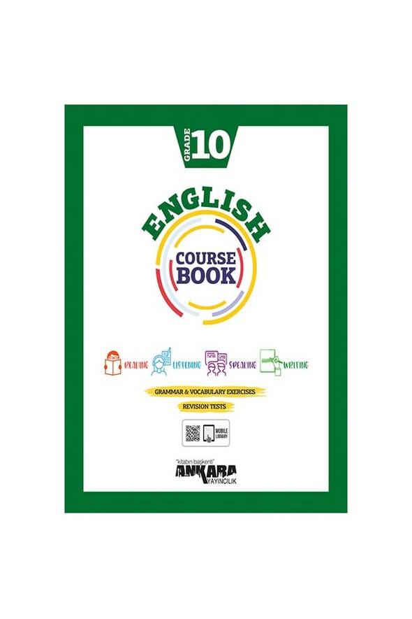 10. Sınıf English Course Book Ankara Yayıncılık
