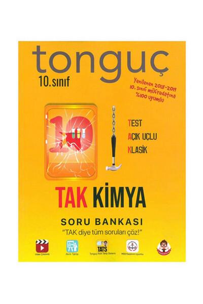 10. Sınıf TAK Kimya Soru Bankası - Tonguç Akademi