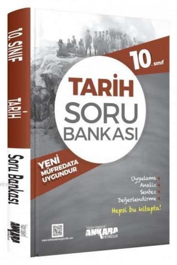 10. Sınıf Tarih Soru Bankası - Ankara Yayıncılık