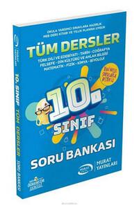 Murat Yayınları - 10. Sınıf Tüm Dersler Soru Bankası - Murat Yayınları