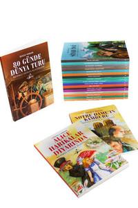 Çocuk Gezegeni - 100 Temel Eser Okuma Seti - 20 Kitap
