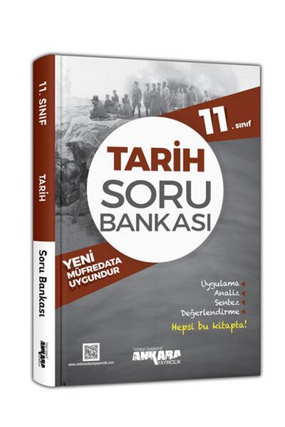 11. Sınıf Tarih Soru Bankası - Ankara Yayıncılık