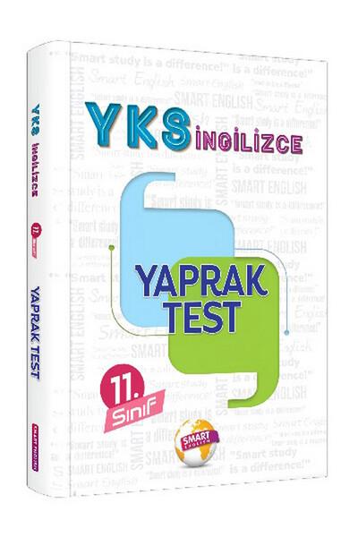 11. Sınıf YKS İngilizce Yaprak Test - Smart English