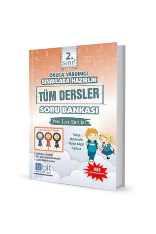 Bulut Eğitim Yayınları - 2. Sınıf Tüm Dersler Soru Bankası - Bulut Eğitim Yayınları