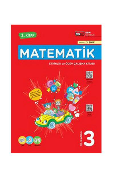 3. Sınıf Matematik Etkinlik ve Ödev Çalışma Kitabı 1 - Soru Bankası Merkezi
