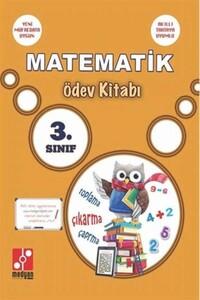 Medyan Yayınları - 3. Sınıf Matematik Ödev Kitabı - Medyan Yayınları