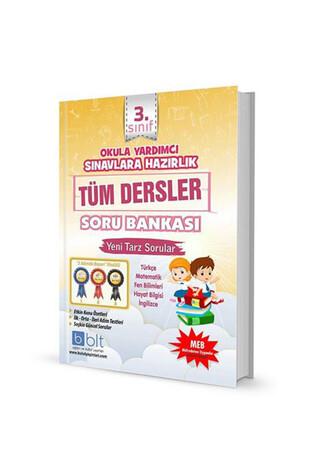 Bulut Eğitim Yayınları - 3. Sınıf Tüm Dersler Soru Bankası - Bulut Eğitim Yayınları