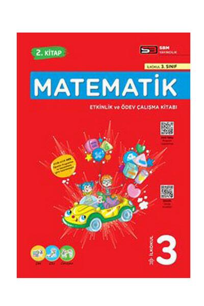 3.Sınıf Matematik Etkinlik ve Ödev Çalışma Kitabı 2 - Soru Bankası Merkezi