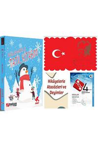 Medyan Yayınları - 4. Sınıf Eğlenceli Yarıyıl Tatil Seti - Medyan Yayınlar