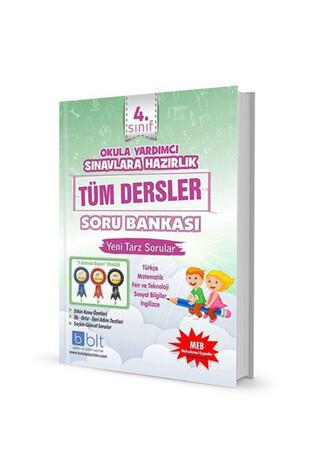 Bulut Eğitim Yayınları - 4. Sınıf Tüm Dersler Soru Bankası - Bulut Eğitim Yayınları