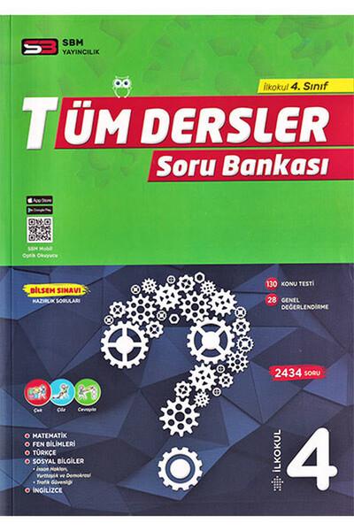 4. Sınıf Tüm Dersler Soru Bankası - Sbm Yayıncılık