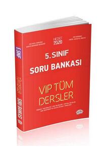 Editör Yayınevi - 5. Sınıf VIP Tüm Dersler Etkinliklerle Soru Bankası - Editör Yayınevi