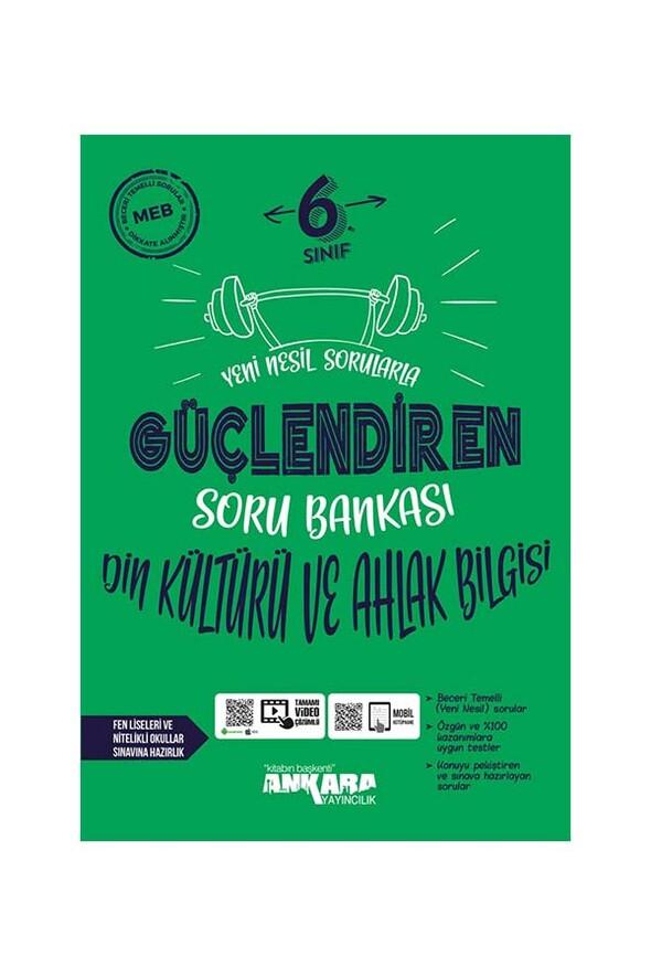 6. Sınıf Güçlendiren Din Kültürü Soru Bankası Ankara Yayıncılık