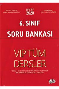 Editör Yayınevi - 6. Sınıf VIP Tüm Dersler Etkinliklerle Soru Bankası - Editör Yayınevi