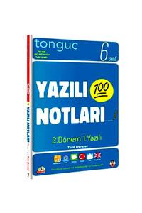 Tonguç Akademi - 6. Sınıf Yazılı Notları 2. Dönem 1. Yazılı Notları