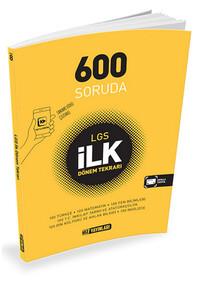Hız Yayınları - 600 Soruda LGS İlk Dönem Tekrarı - Hız Yayınları