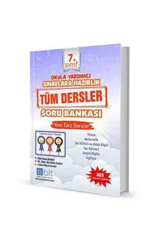 Bulut Eğitim Yayınları - 7. Sınıf Tüm Dersler Soru Bankası - Bulut Eğitim Yayınları