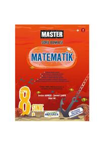 Okyanus Yayıncılık - 8. Sınıf Matematik Master Soru Bankası - Okyanus Yayınları