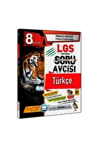 Çanta Yayınları - 8.Sınıf LGS Soru Avcısı Türkçe Mesut Hayat - Çanta Yayınları