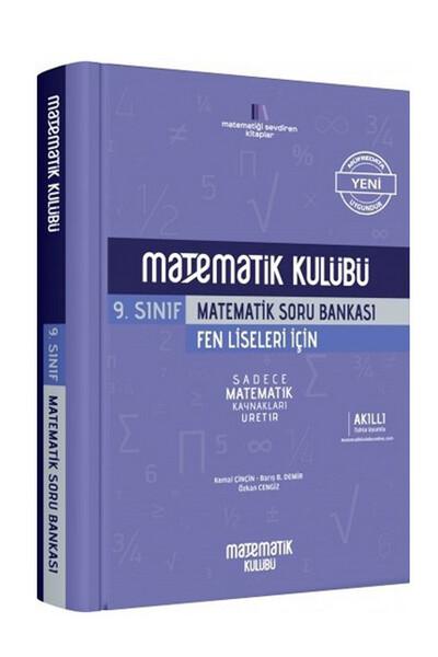9. Sınıf Fen Liseleri İçin Matematik Soru Bankası - Matematik Kulübü