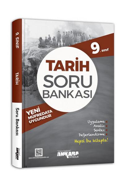 9. Sınıf Tarih Soru Bankası - Ankara Yayıncılık