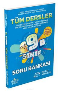 Murat Yayınları - 9. Sınıf Tüm Dersler Soru Bankası - Murat Yayınları