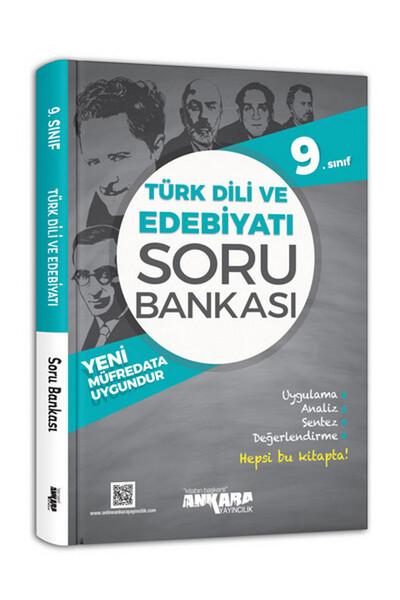 9. Sınıf Türk Dili ve Edebiyatı Soru Bankası - Ankara Yayıncılık