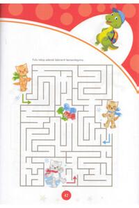 Çocuk Gezegeni - Aktiviteli Boyama Kitapları Set 1 - 5 Kitap