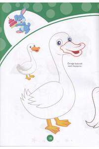 Çocuk Gezegeni - Aktiviteli Boyama Kitapları Set 2 - 5 Kitap