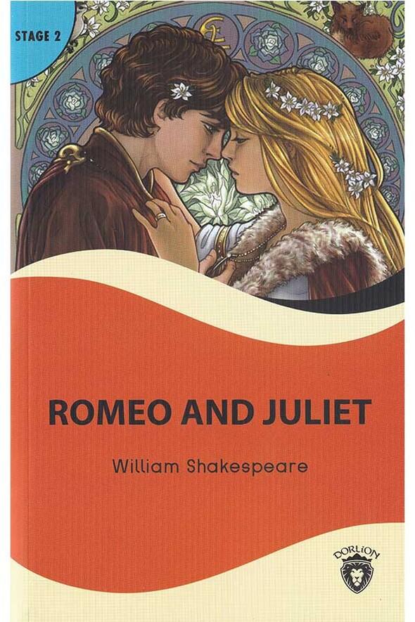 Alıştırmalı İngilizce Hikaye Romeo and Juliet - Stage 2