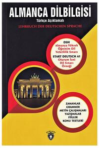 Dorlion Yayınevi - Almanca Dilbilgisi - Türkçe Açıklamalı