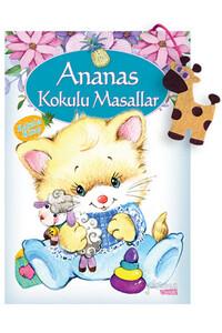 Yakamoz - Ananas Kokulu Masallar - Kokulu Kitap