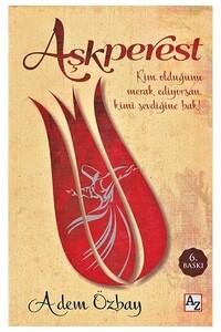 Az Kitap Yayınları - Aşkperest - Az Kitap Yayınları