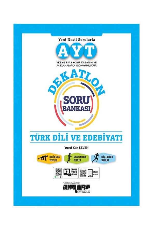 AYT Dekatlon Türk Dili ve Edebiyatı 20 Deneme Ankara Yayıncılık