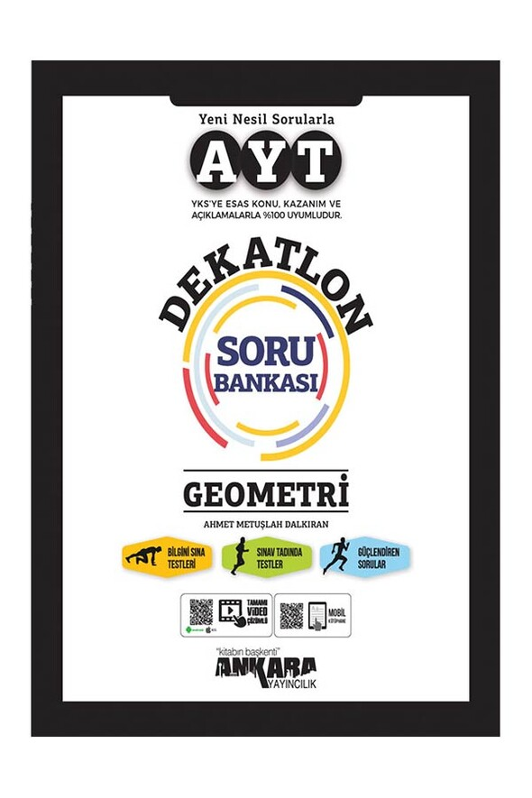 AYT Geometri Dekatlon Soru Bankası