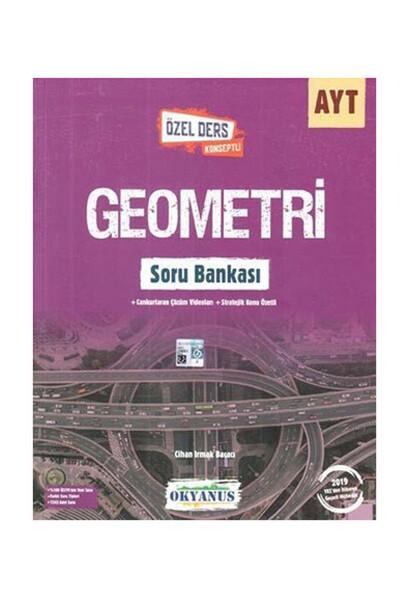 AYT Geometri Özel Ders Konseptli Soru Bankası - Okyanus Yayınları