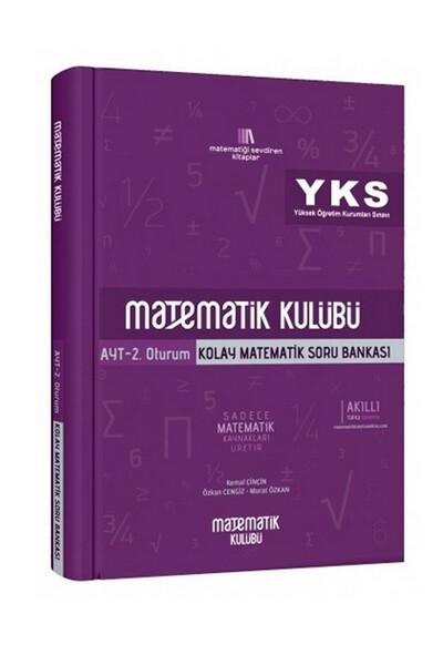 AYT Kolay Matematik Soru Bankası - Matematik Kulübü
