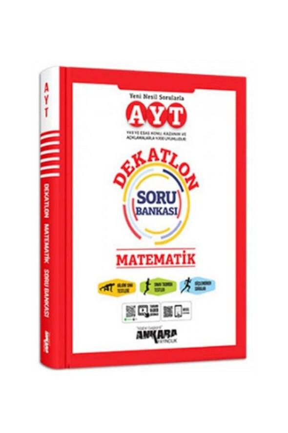 AYT Matematik Dekatlon Soru Bankası Ankara Yayıncılık