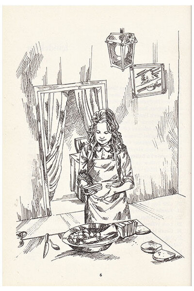 Bay Sıska Bacak - Çocuk Klasikleri - Ciltli