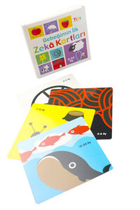 Tiny Kids - Bebeğimin İlk Zeka Kartları - Tiny Kids