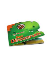 Çocuk Gezegeni - Ben Dinozorum - İlk Kitaplarım 0-3 Yaş