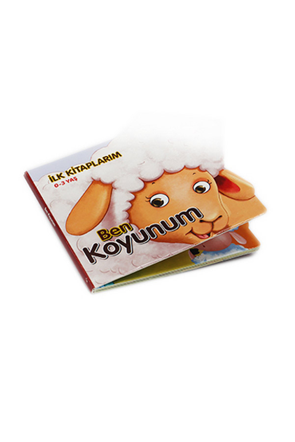 Ben Koyunum - İlk Kitaplarım 0-3 Yaş