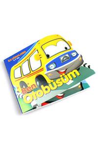 Çocuk Gezegeni - Ben Otobüsüm - İlk Kitaplarım 0-3 Yaş