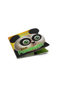 Çocuk Gezegeni - Ben Pandayım - İlk Kitaplarım 0-3 Yaş