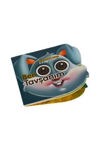 Çocuk Gezegeni - Ben Tavşanım - İlk Kitaplarım 0-3 Yaş